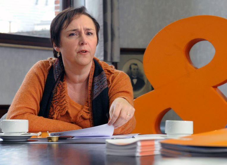 Karin Brouwers (CD&V) maant minister Weyts aan om dringend in actie te schieten op de Rennesingel.