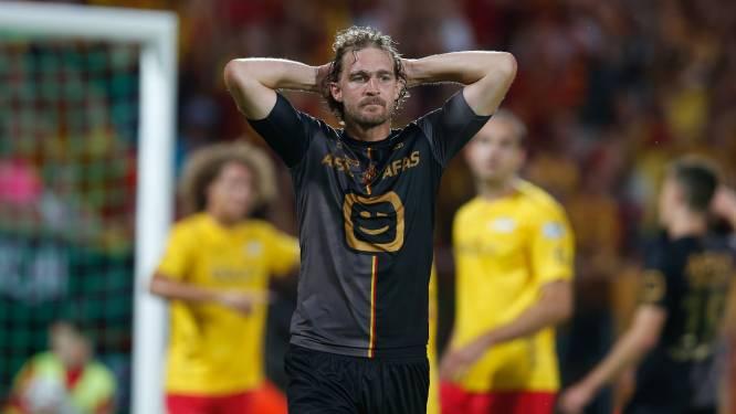 """Ontgoochelde Arjan Swinkels over vertrek bij Malinwa: """"Had mijn carrière graag bij KV afgesloten"""""""