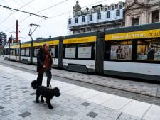 Historisch: voor het eerst in meer dan 50 jaar opnieuw tram op noordelijke Leien