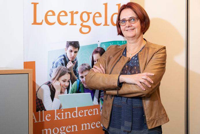 Gaby van den Biggelaar, directeur Leergeld Nederland.