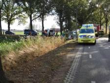 Twee zwaargewonden bij botsing in Westerbeek