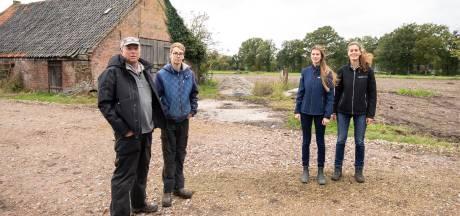 Verkeerslicht staat bijna op rood voor Soester boer André van Dorresteijn, maar hij blijft hopen