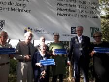 Parachutist landt in Tilburg als eerbetoon aan vier verzetsmensen