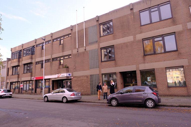 De stad wil van het voormalig postkantoor in de Wilgenstraat een crèche maken.
