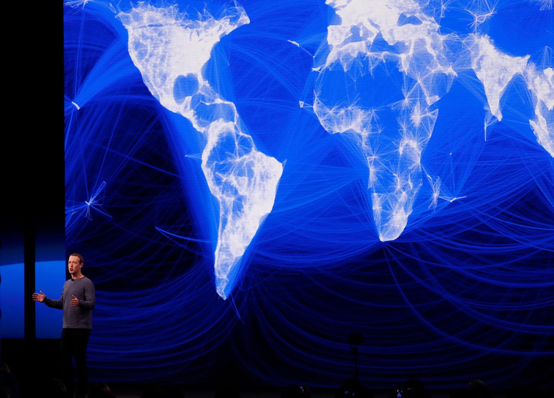 Mark Zuckerberg, baas en oprichter van Facebook, wil nu ook de populaire gifjesdienst Giphy opkopen.