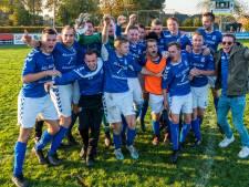 Feest in Doornenburg: GVA na 21 jaar weer derdeklasser