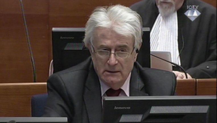 Radovan Karadzic. Beeld AP