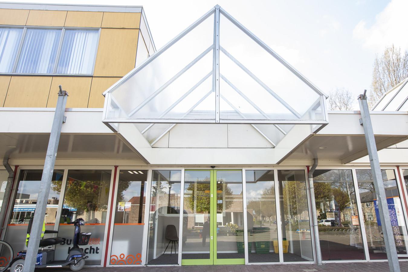 Het ontmoetingscentrum is ondergebracht bij Buurtkracht.