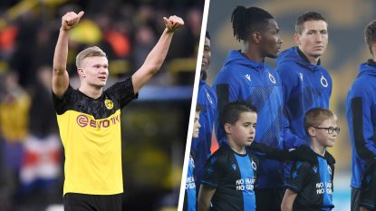 Ei zo na voetbalde fenomeen Haaland in Brugge: deal met Club ketste in 2018 af door buitensporige eisen van Raiola