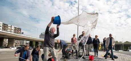Ontwerper Blauwe Golven in Arnhem dreigt gemeente met rechter