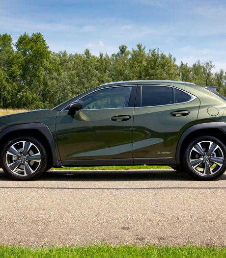 Test Lexus UX: zuinig, veilig en krap