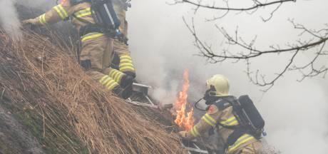 Hete schroef oorzaak van brand in sauna Zwaluwhoeve