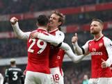 Arsenal schiet uit slof: 4-0 na 22 minuten