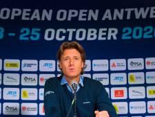 1.500 spectateurs par jour pour le tournoi d'Anvers, Ruben Bemelmans, positif au Covid-19, forfait