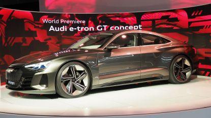 Mogelijk derde elektrisch model voor Audi Brussel