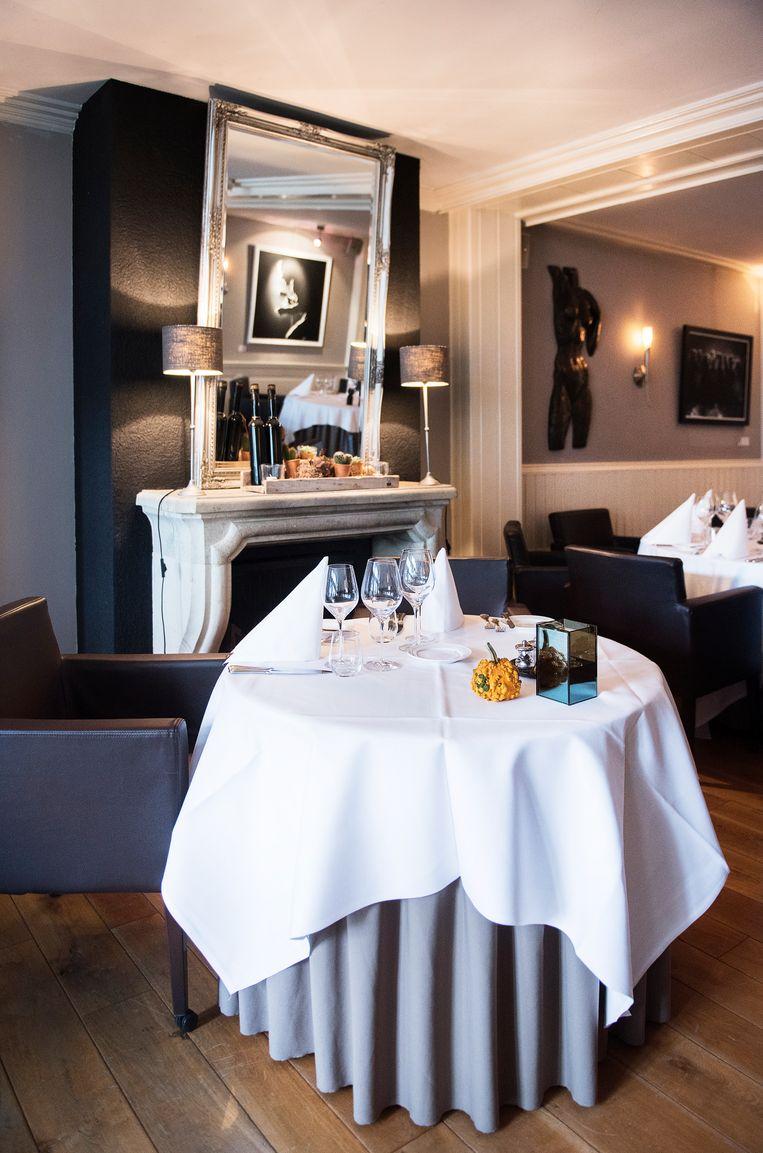 Restaurant Koriander in Drachten.  Beeld Els Zweerink