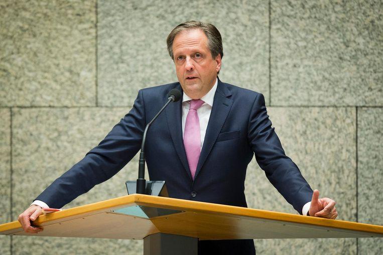 D66-leider Pechtold Beeld ANP