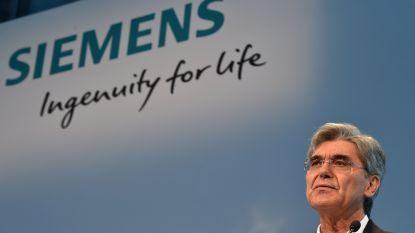 """""""Mogelijk 20.000 banen op de tocht bij Siemens"""""""