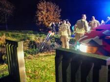 Ongeluk waarbij twee mannen in waterbassin in Someren reden, was noodlottig ongeval