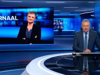 """Martine Tanghe krijgt """"eresaluut"""" van VTM Nieuws-collega Dany Verstraeten"""