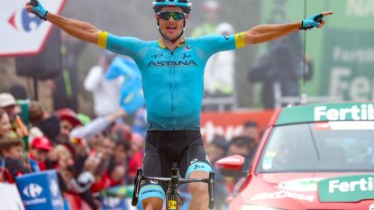 Gouden Vuelta speeldag 13: Ole Claeys primus dankzij onder meer Fuglsang