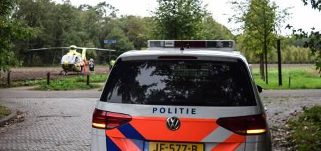 Man (32) uit 't Harde omgekomen bij ongeluk met verreiker in Halle