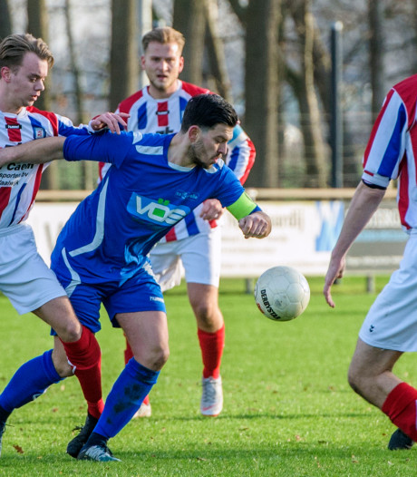 SV Capelle verliest topper in slotminuut