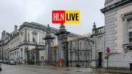 HLN LIVE. Volg de aankomsten van de Nationale Veiligheidsraad