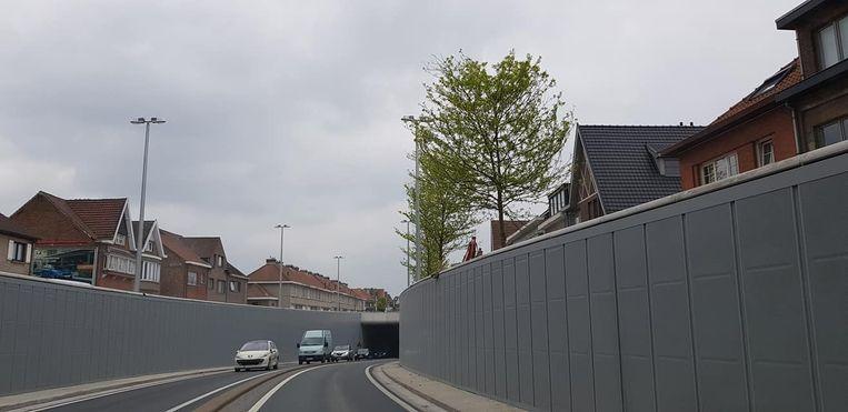 Tunnelwerken Aalst