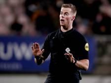 Van der Laan is 'debuterende' leidsman bij duel van GA Eagles