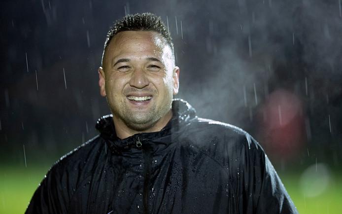 Jhon van Beukering is van plan tot medio 2019 trainer te blijven van de Arnhemse voetbalclub MASV; koploper in de derde klasse C.