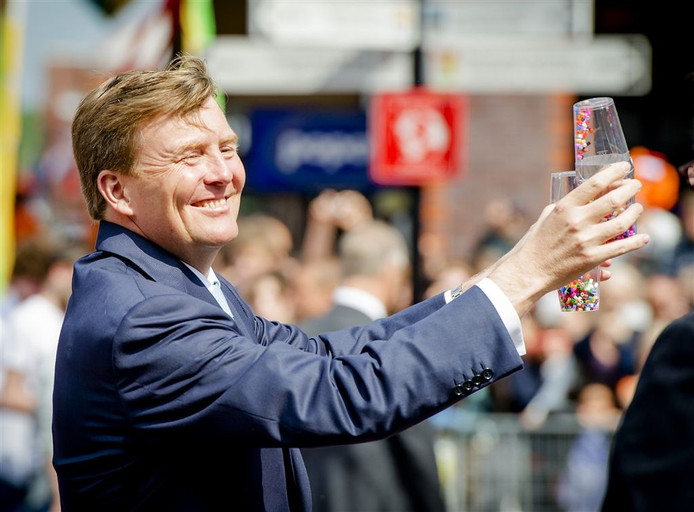 Willem Alexander Viert 47e Verjaardag Overig Bndestem Nl