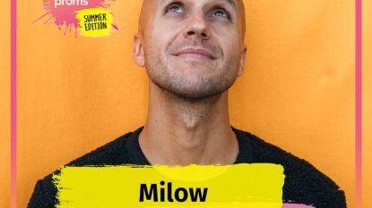 Milow komt naar Night of the Proms Summer Edition in Koksijde