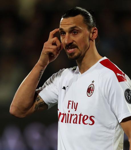 AC Milan geeft voorsprong tegen tien van Fiorentina uit handen