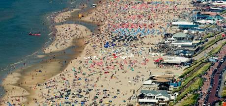Meisje (17) mishandeld op het strand van Zandvoort
