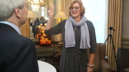 Tania De Jonge legt de eed af als burgemeester van Ninove
