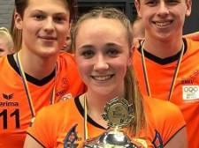Willemijn Bouwens heeft haar tweede Europese titel binnen