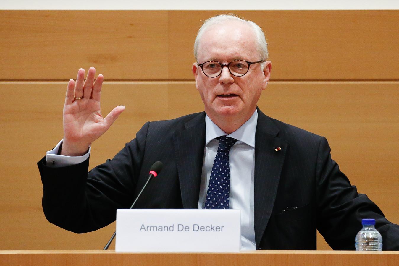 Armand De Decker