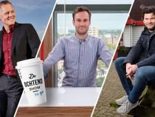 IFFR-directeur Bero Beyer en schrijver Mark van Wonderen te gast in De Ochtend Show to go