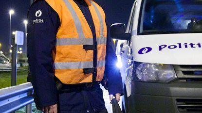 Politie rijdt auto klem in Leuven: achter stuur zit jongen van 16