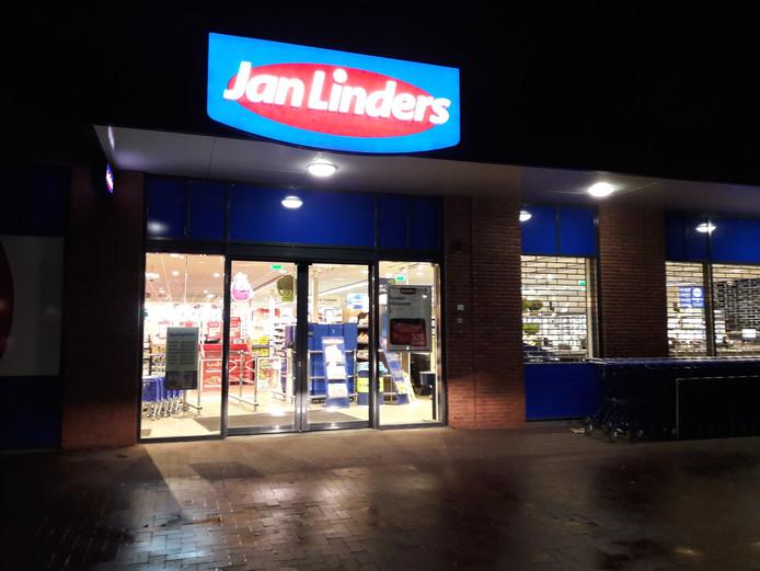 Een supermarkt van Jan Linders.