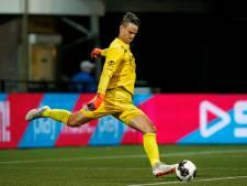 In Helmond zullen ze FC Den Bosch-doelman 'Woody' Van der Steen nooit vergeten
