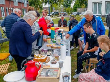 Bewoners Residentie 't Stoom in Oerle willen vooral samen keuvelen