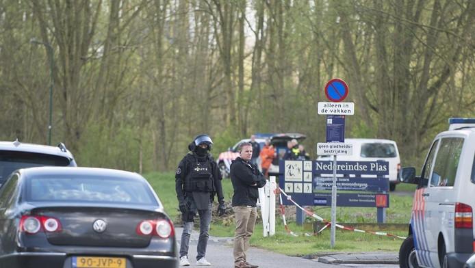 Onderzoek dat in IJsselstein plaatsvond na de liquidatie.
