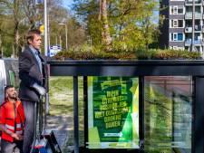 Den Haag onderzoekt mogelijkheden van groene daken tram- en bushokjes