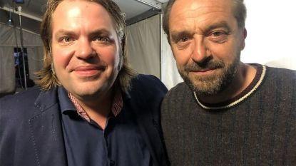 Nederlandse Luk Alloo gaat op bezoek bij Tom Waes