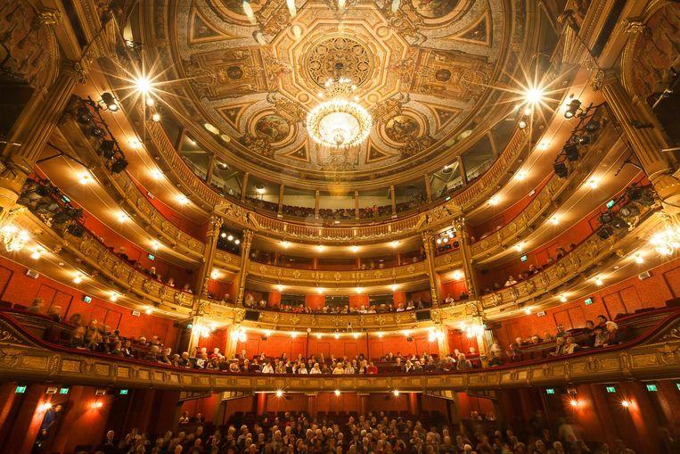 De opera van Gent mag doorgaan met de geplande restauratie, het geld is voorzien