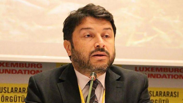 Taner Kiliç, de voormalige Turkse directeur van Amnesty International.