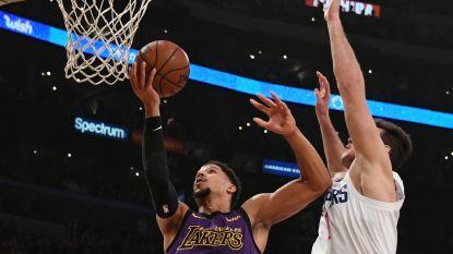 VIDEO. LA Lakers hebben revanche beet tegen Sacramento, buzzer beater in Detroit