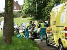 Vrouw raakt gewond door val van fiets bij veerpont in Dussen